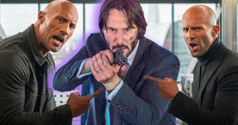 <pre>Keanu Reeves a un rôle majeur dans Hobbs & Shaw?