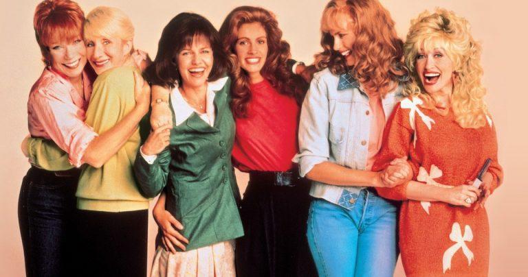 <pre>Steel Magnolias est de retour dans les salles de cinéma pour son 30e anniversaire en mai