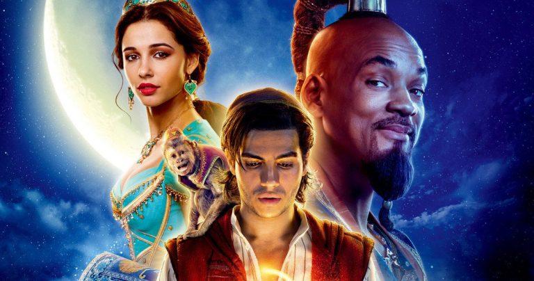 <pre>Les dernières annonces télévisées et affiches d'Aladdin ouvrent un tout nouveau monde d'aventures