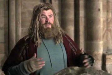 Endgame a donné à Thor un nouveau souffle pour perfectionner son nouveau look