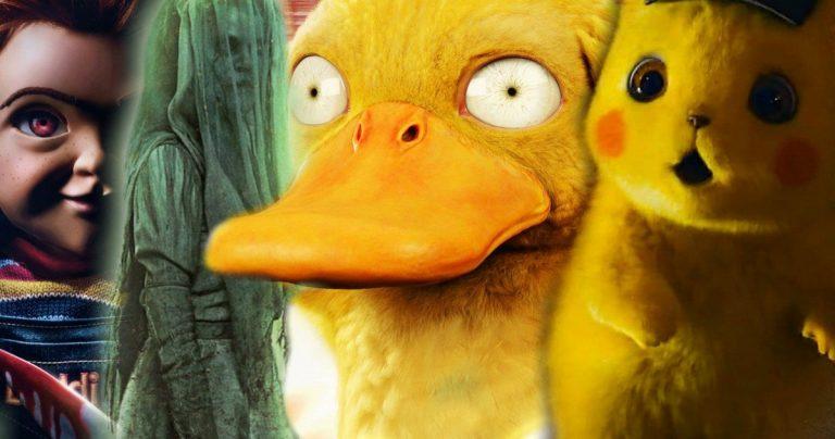 <pre>Le théâtre terroriste Chucky & La Llorona regorge d'enfants qui attendent de regarder le détective Pikachu