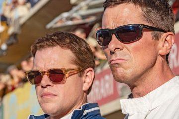 Ford V Ferrari: premier regard sur Christian Bale et Matt Damon