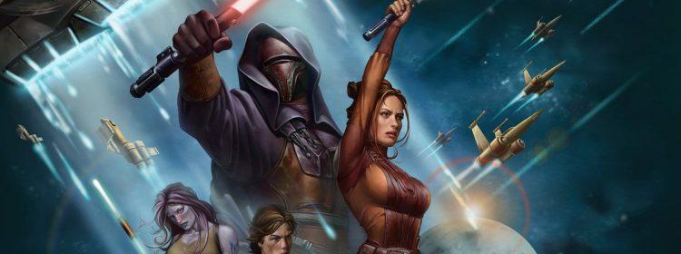 Le film Star Wars: Les Chevaliers de l'ancienne République apporte Alita: Writer Angel Writer?