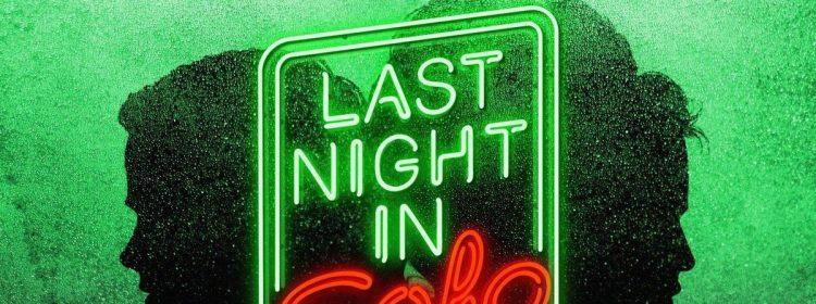 L'affiche de la nuit dernière à Soho taquine le dernier thriller d'Edgar Wright