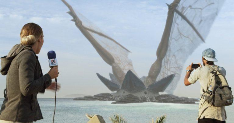 <pre>Premier regard sur Godzilla Mockbuster Monster Island débutant sur SyFy ce week-end [Exclusive]