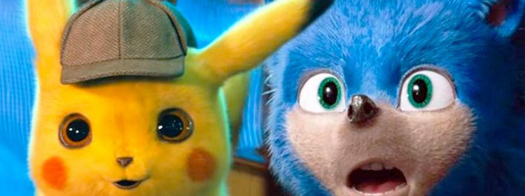 Le détective Pikachu et Sonic the Hedgehog face à un swap art horrible