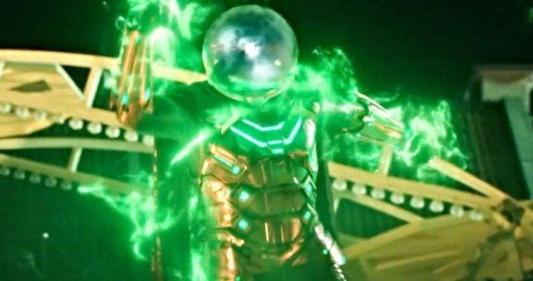 <pre>Que signifient finalement Mysterio et le multivers pour Spider-Man: Loin de chez eux?
