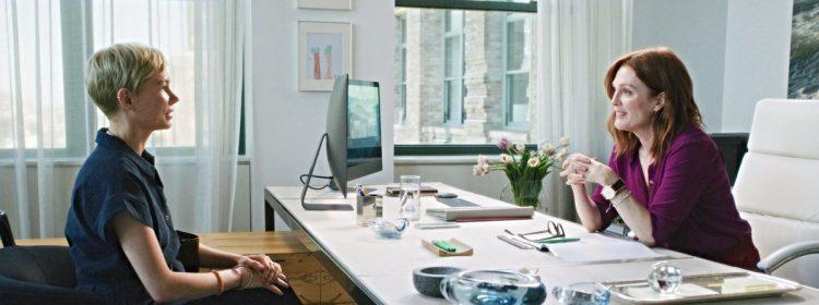 Michelle Williams et Julianne Moore dévoilent Dark Secrets