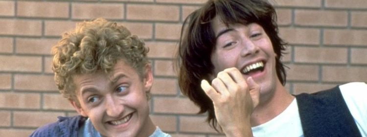Bill & Ted 3 commence la production, Keanu Reeves rase sa barbe