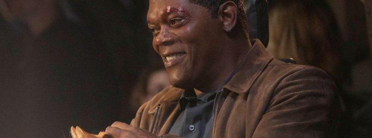 Les directeurs du capitaine Marvel se penchent sur les yeux de Nick Fury et pourquoi cela devait être un flerken