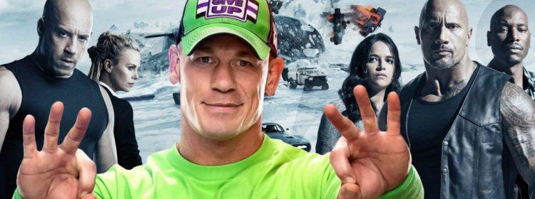 John Cena est officiellement confirmé pour sa rapidité et sa fureur 9