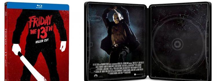Vendredi 13 mars 2009, Remake obtient un Steelbook exclusif à Best Buy