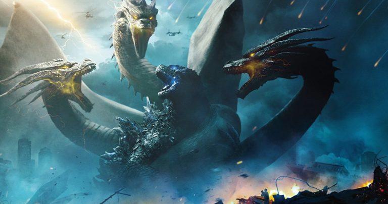 <pre>Godzilla Stomp Rocketman & Aladdin à la billetterie de ce week-end?