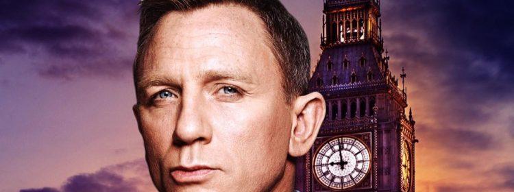 Daniel Craig s'entraîne avec Leg Cast dans Bond 25 officiel Image