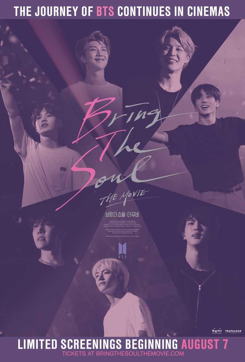 BTS: Apportez l'âme du film