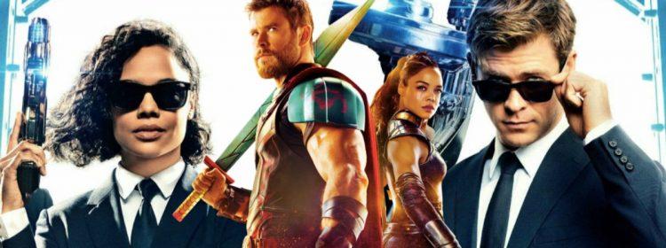 L'international s'émerveille comme Thor 4 par le directeur de Ragnarok
