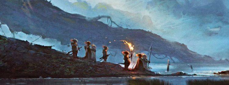 Les images du test Mouse Guard révélées peu après l'annulation de l'adaptation de Disney par Fox