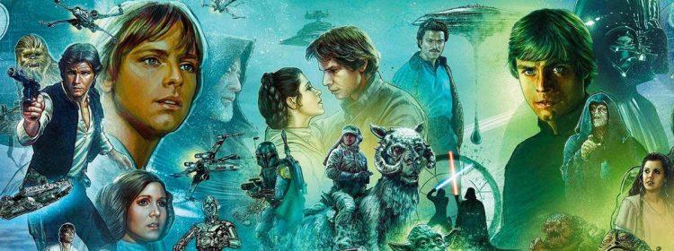 Toute la saga Skywalker de Star Wars en 4K en 2020?