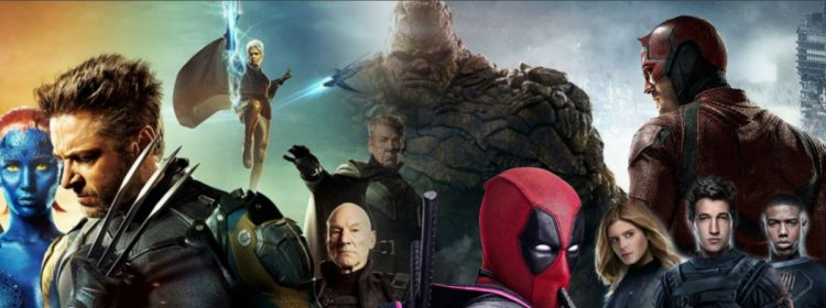 Le film Secret X-Men, Deadpool, Daredevil et Fantastic Four était prévu à Fox