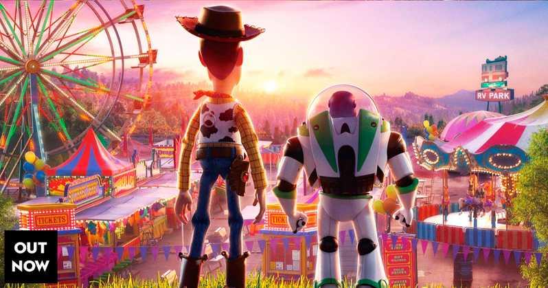 Toy Story 4 en salles