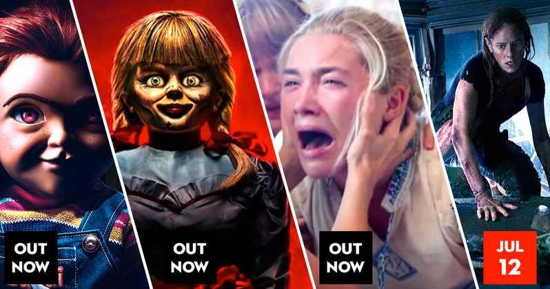 Films d'horreur d'été 2019