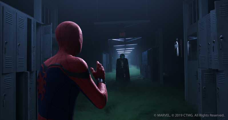 Spider-Man: Loin de la maison FX Photo # 2