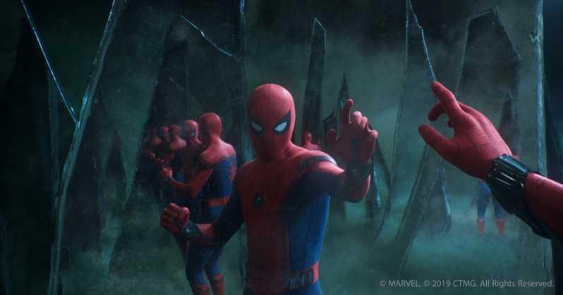 Spider-Man: Loin de la maison FX Photo # 8