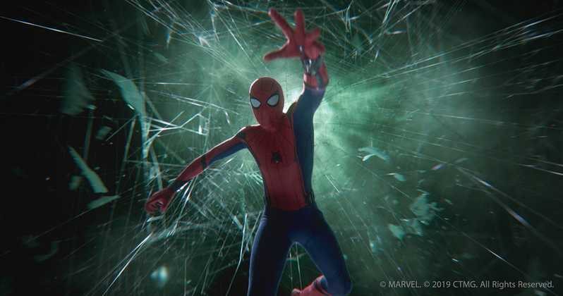 Spider-Man: Loin de la maison FX Photo # 11
