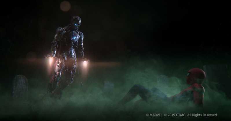 Zombie Iron Man Spider-Man: Loin de chez soi # 2
