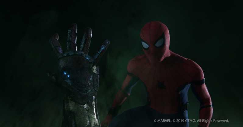 Zombie Iron Man Spider-Man: Loin de chez soi # 3