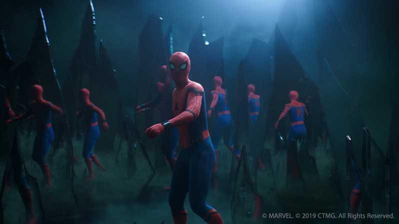 Spider-Man: Loin de la maison FX Photo # 7