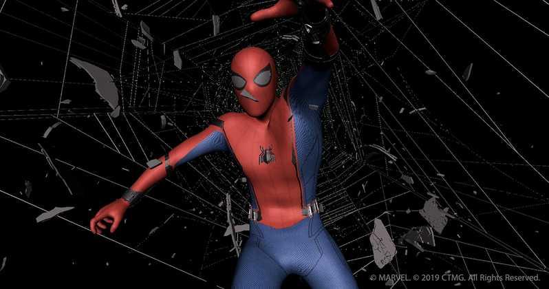 Spider-Man: Loin de la maison FX Photo # 10