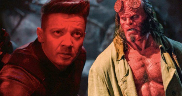 Pourquoi Jeremy Renner devait absolument dire non à Hellboy