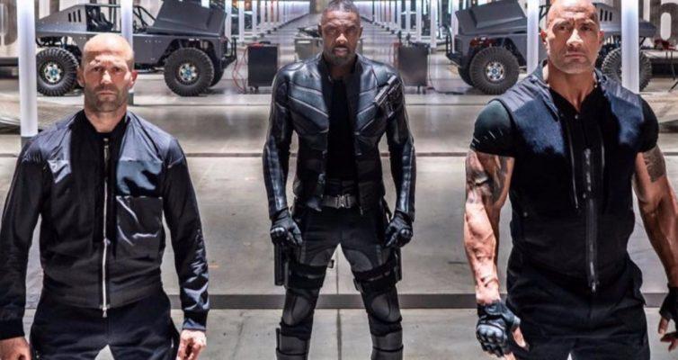 Hobbs & Shaw Ditched Black James Bond Blague à la demande d'Idris Elba