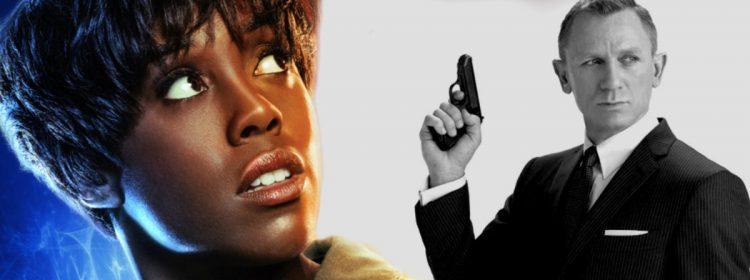 James Bond va être noir et femme comme Bond 25 passe 007 à Lashana Lynch?