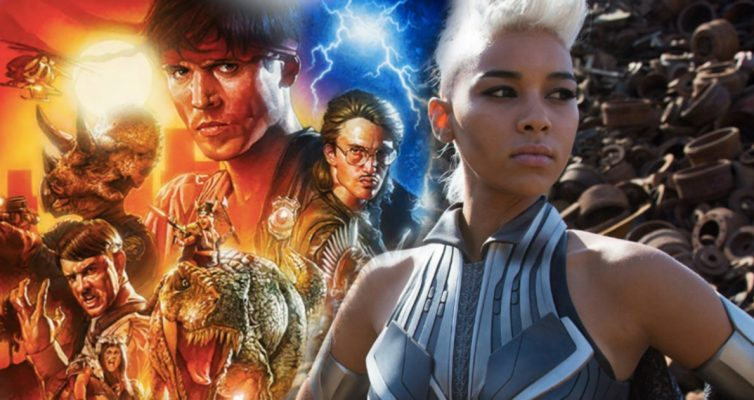 Kung Fury 2 recrute la star du X-Men Alexandra Shipp