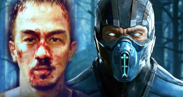 Mortal Kombat se verrouille dans l'artiste Raid Martial en tant que Sub-Zero