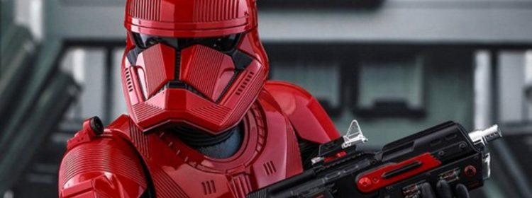 Un soldat Sith dévoilé lors de la montée des exclusivités de Skywalker Comic-Con