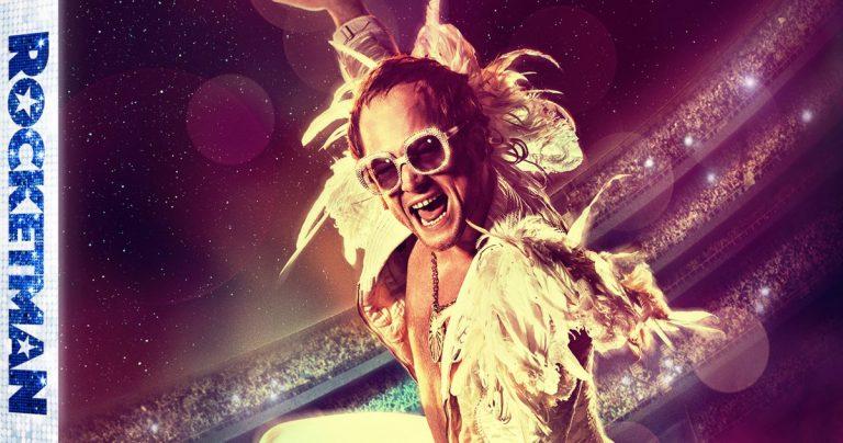 Rocketman débarque en août sur le format numérique Blu-ray avec plus de 75 minutes de contenu bonus