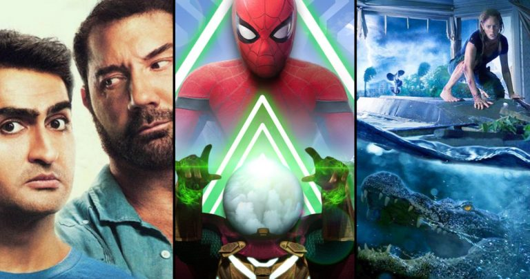<pre>Spider-Man peut-il retenir Stuber & Crawl au box-office du week-end?