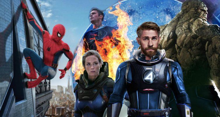 Fantastic Four s'est-il faufilé dans la MCU avec Spider-Man: loin de chez lui?
