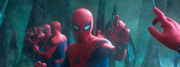 Zombies Marvel Inspiré [SPOILER] Scène dans le nouveau film haute résolution Spider-Man: loin des images personnelles