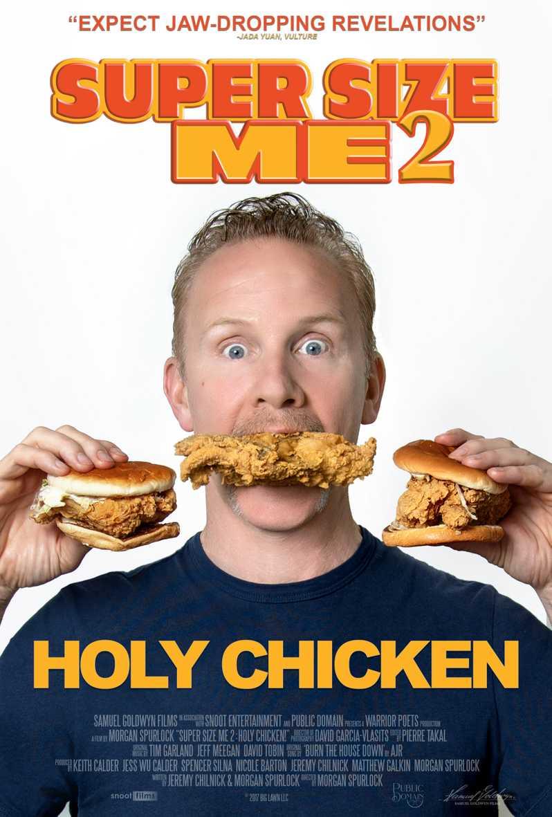 Affiche de poulet sacré de taille 2