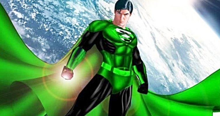 The Connected Man of Steel 2 et Green Lantern lancés par DC