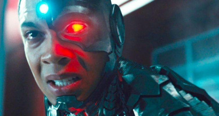 Zack Snyder publie une photo déchirante du Cyborg Photo de Synder Cut