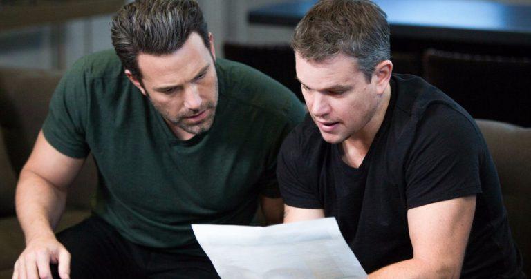 Matt Damon et Ben Affleck se réunissent pour le dernier duel de Ridley Scott?