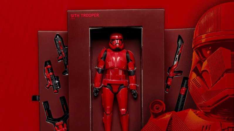 Exclusivités Sith Trooper Comic Con # 1