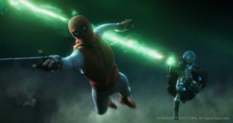 Spider-Man: Loin de la maison FX Photo # 1