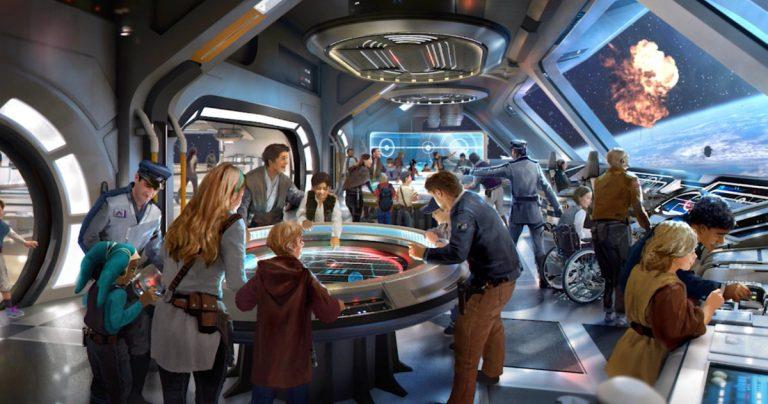 Entrez dans le Star Wars Galactic Starcruiser Resort de Disney World