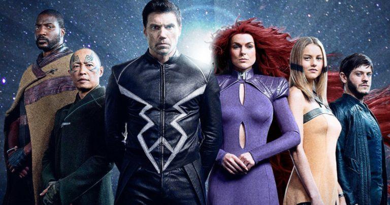 Marvel Planning Inhumans Reboot dans le MCU?